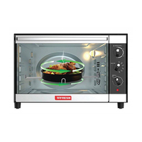 Fresh Electric Oven 48 Liter With Grill Galileo FR-48