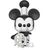 Funko Pop Disney -Mickey's 90Th - Steamboat Willie Collectible Figure