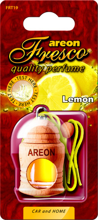 Areon Air Freshener Lemon Fresco