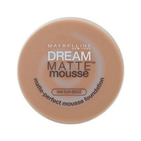 Maybelline Fondation Dream Matte Mousse Sub Beige No 48