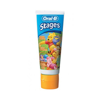 Oral B Toothpaste Winnie Pooh 75ML