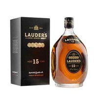 Lauder's Blended Scotch Whisky Aged 15 Years 40% Alcohol Whisky 1L