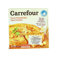 Carrefour Tart 3 Cheese 400g