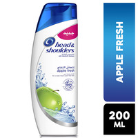 Head & Shoulders Apple Fresh Anti-Dandruff Shampoo 200 ml
