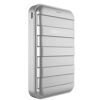 Totudesign Power Bank Suit 12000mAh Silver