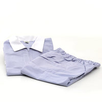 Tendance's Housemaid Uniform 2pc Blue Medium