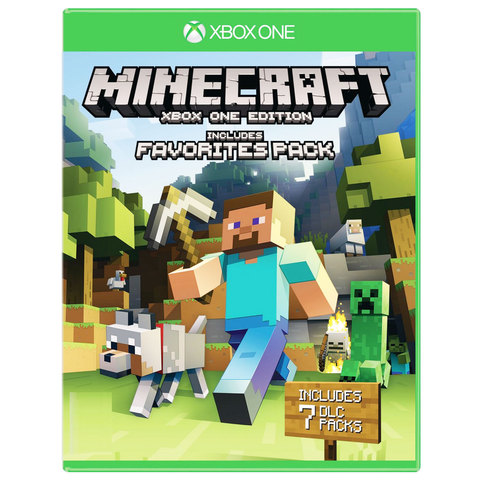 Microsoft-Xbox-One-Minecraft-Favorites-Pack