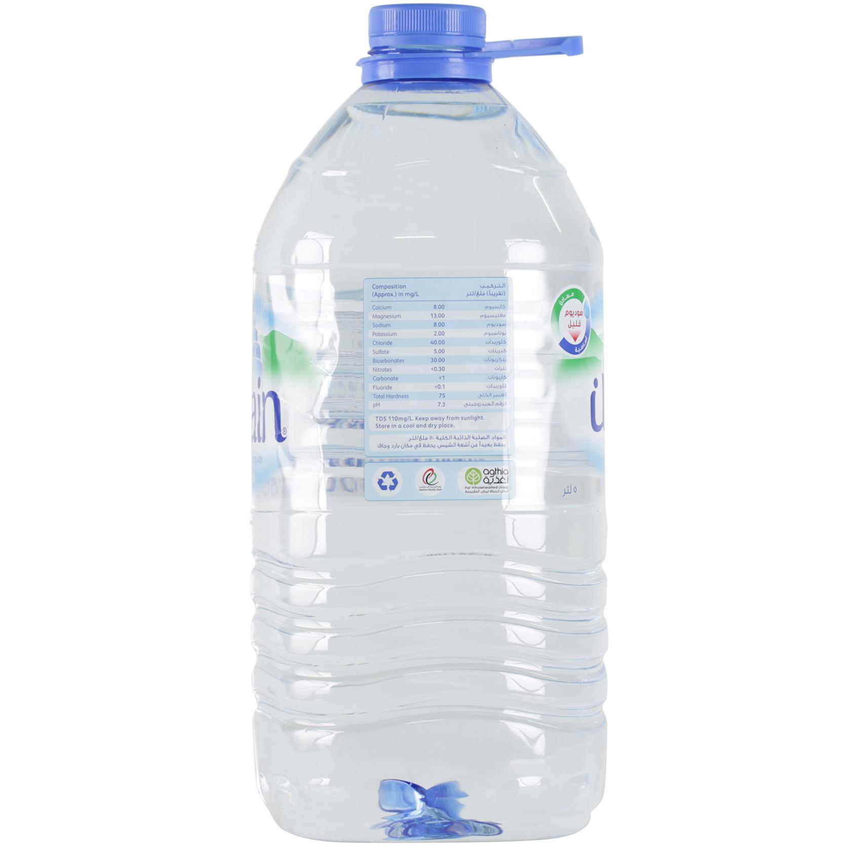 AL AIN MINERAL WATER 5L