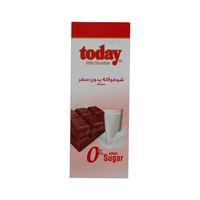 تودي حليب شوكولاتة خالية من السكر 65 غرام