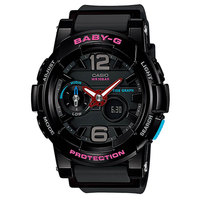 Casio Baby G Women's Analog/Digital Watch BGA-180-1B