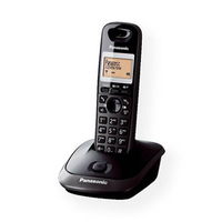 Panasonic Telephone KXTG2511FXT Black