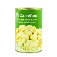 Carrefour Mushroom Whole In Brine 425 Gram