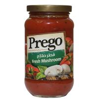 Prego Fresh Mushroom Italian Sauce 396g