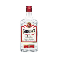 Gibson's London Gin 37.5% Alcohol 70CL
