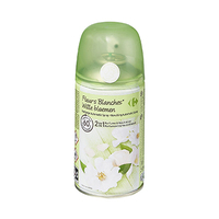 Carrefour Recharge Fleurs Blanches 250ML