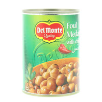 Del Monte Foul Medammes With Chilli 400g
