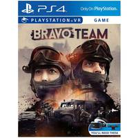 Sony PS4 Bravo Team VR Game