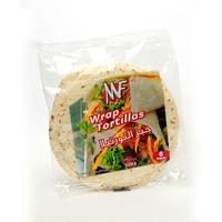 Mf White Tortillas Wraps x 8 Pieces