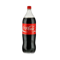 Coca-Cola Soft Drink Plastic Bottle Regular 2.25L