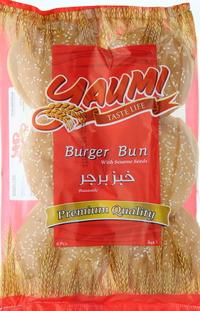 Yaumi with Sesame Seeds Burger Bun 360g