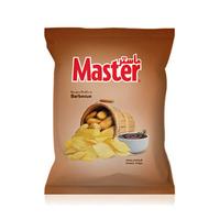 ماستر شيبس بطاطا بنكهة الباربكيو 135 غرام