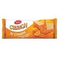 Tiffany Crunch 'N' Cream Crunchiest Orange Cream Wafers 153g