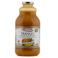 Lakewood Organic Mango Juice 946ml