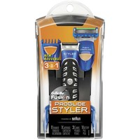 Gillette Fusion ProGlide Styler, beard trimmer And power razor, 1 count