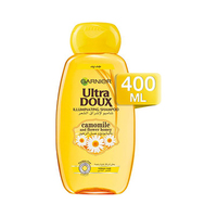 Ultra Doux with Camomile and Flower Honey  Illuminating Shampoo