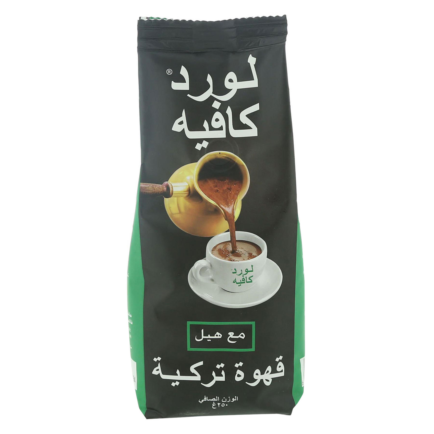 LORD TURKISH COFFEE CARDAMON 250G