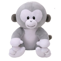 Ty Baby Monkey Pookie Regular - Grey