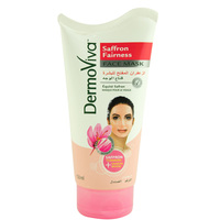 Dermoviva Saffron Fairness Face Mask 150ml