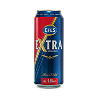 Efes Beer Can Extra 9%V Alcohol 50CL
