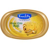 Kwality Ice Cream Malai Pista Kulfi 1L