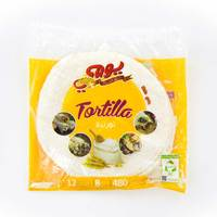 Yaumi tortilla warps bread 12 pieces - 480 g