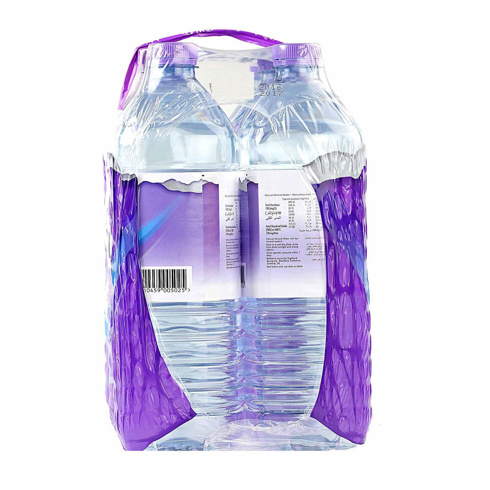 HIGHLAND SPRING WATER 1.5LX6