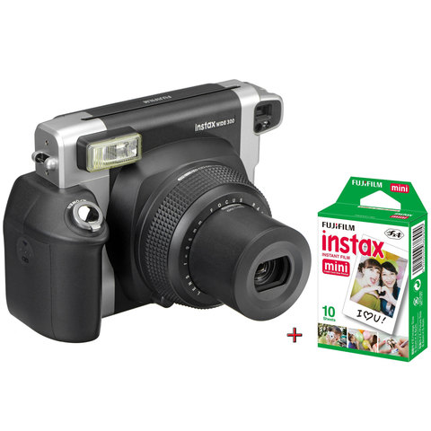 Fujifilm-Instax-Camera-Wide-300-+-Instax-Film-Sheets