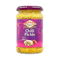 Pataks Chilli Pickle 283GR