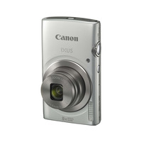 Canon Camera IXUS 185 Silver + 8GB Card + Case