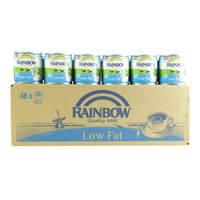 Rainbow Evaporated Milk Low Fat 170g x48