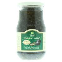 Halwani Bros Mukhtarat Sliced Black Olives 650g