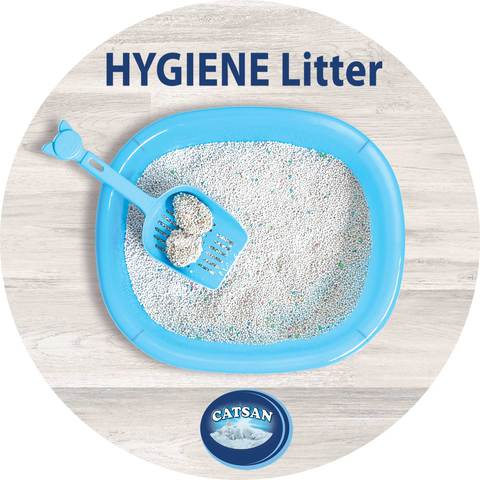 Catsan®-Hygiene-Cat-Litter-5L