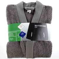 TEX Bathrobe S/M Grey