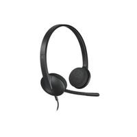 Logitech Headset USB H340 Black