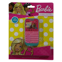 Barbie - Mobile Phone with Sound - Pink