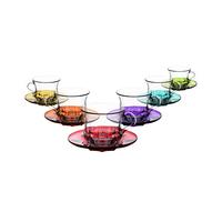 LAV Tea Cups Set 12 Pieces