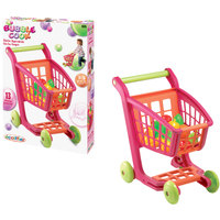 Ecoiffier - Bubble Cook Garnished Supermarket Trolley