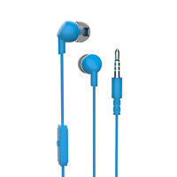 Havit Earphone Wired E86P Blue