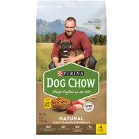 Purina Dog Chow Natural Dry Food 1.81kg