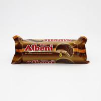 اولكر البني بسكويت شوكولاتة بالحليب 344 جرام
